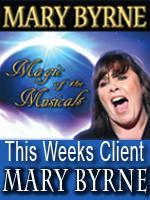 CD Replication Ireland Mary Byrne CD