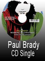 CD Duplication PVC Wallet Paul Brady