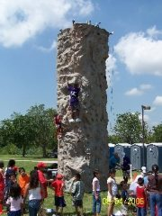 rock wall houston