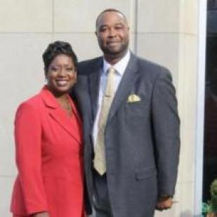 Pastor Anthony M. Robinson, Sr. & Sister Juanita Robinson