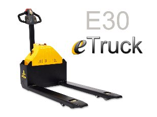 Big Joe e30 Electric Pallet Jack