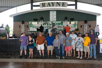 Rayne Frog Leg Festival Louisiana 2020