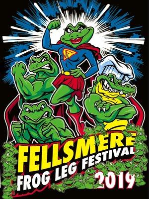 Fellsmere frog leg festival 2020