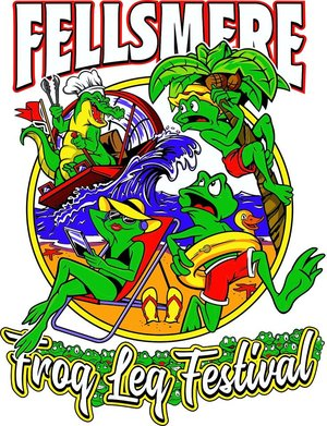 Fellsmere Florida Frog Leg Festival Event 2020 29th Annual.