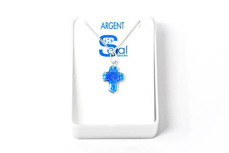 925 4 Way Miraculous Necklace.