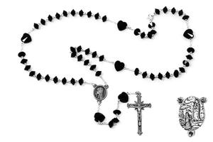925 Sterling Silver Rosary Beads