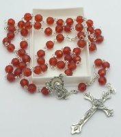 Birthstone Rosary Beads - January