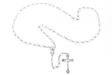 Birthstone Rosary Beads - April