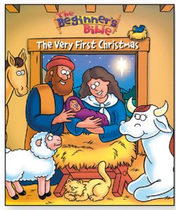 Book - The Very First Christmas.