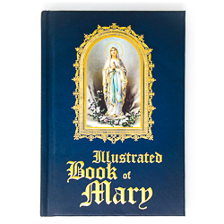 Deluxe Illustrated book of Mary.