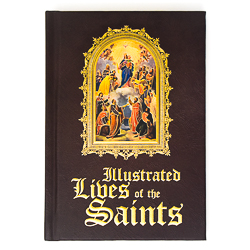 Deluxe Book of The Lives of the Saints.