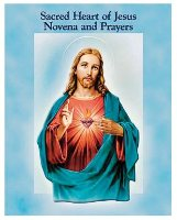 Sacred Heart of Jesus Novena and Prayers.