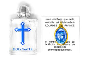 Holy Water & Water Pendant.