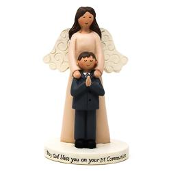 Communion Statue.