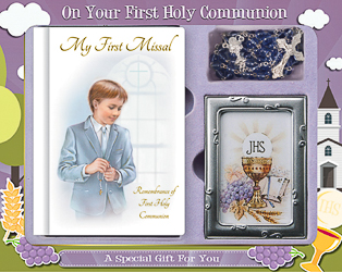 Communion Gift Set.