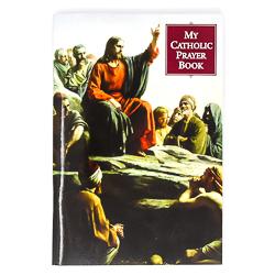 My Catholic Book of Prayer.