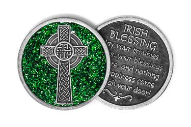 Pocket Token Celtic Cross.
