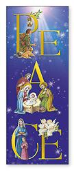 Christmas Peace Card.