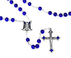 Crystal Rosary Beads