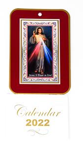 Divine Mercy 2022 Calendar.