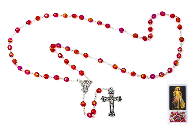 Divine Mercy Rosary Set.