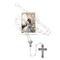 Girl's Communion Rosary.