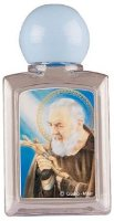 Holy Water Bottle Saint Pio.