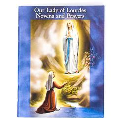 Lourdes Novena & Prayer Book.