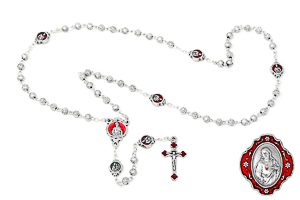 Metal Rosary Beads