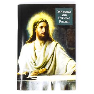 Morning and Evening Prayer Book.