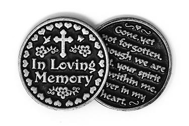 Pocket Token - Loving Memory