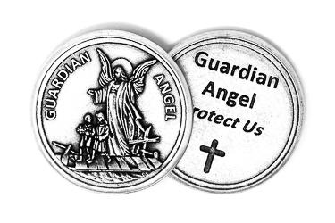 Pocket Token Guardian Angel.