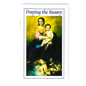 Prayer Rosary Book.
