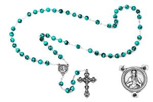 Semi Precious Rosary Beads