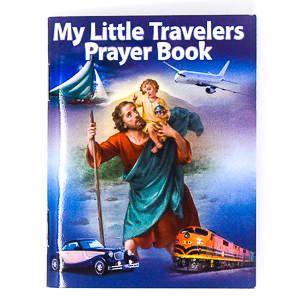 St. Christopher Prayer Book.