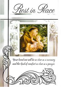 Deepest Sympathy Card.