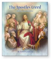 The Apostles Creed Book.