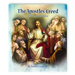 The Apostles Creed Book.