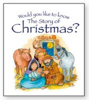 Book - The Story of Christmas.