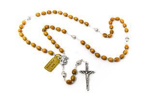 Wood Rosary Beads