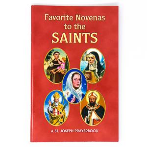 Novena Book To The Saints.