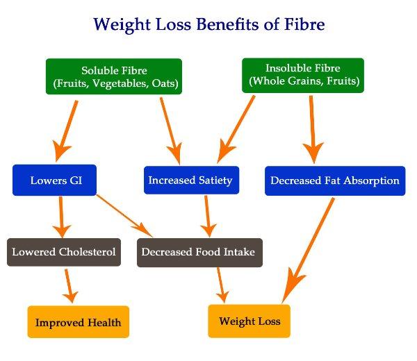 Benefits of Dietary Fibre