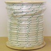 Cuerda doble trenzado compuesto cuerda de jalar
