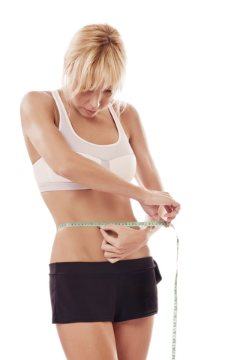 How to measure waist girth