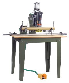 Pnuematic 23 Spindle Boring Machine