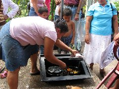 Nicaraguan Solar Oven Project