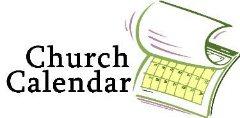 Mt. Pisgah Master Calendar