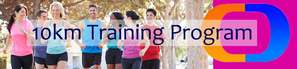 10km running program