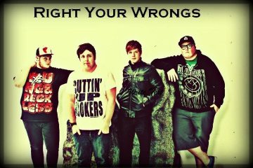 Right Your Wrongs