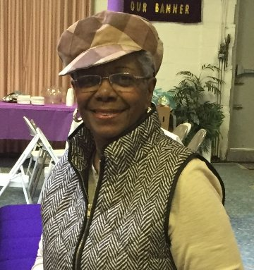 Apostle Charlene Crossley
